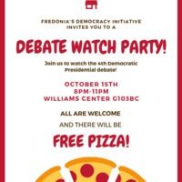 Debate Watch Party!