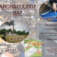 Archaeology Day -  East Campus