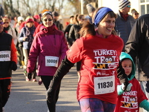 Baltimore City Y Turkey Trot Charity 5K Run & Walk