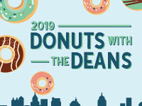 Donuts with Deans