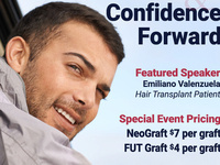 The Hair Transplant Event at Contour