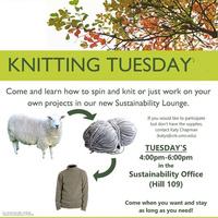 Knitting Tuesdays