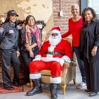 Soul Santa @ the BHMVA!