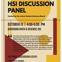 HSI Discussion Panel