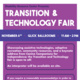 Transition and Technology Fair