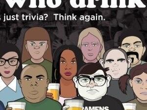 Geeks Who Drink Pub Quiz at Anderby Brewing