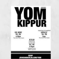 Chabad Yom Kippur Services