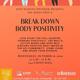 Womxn's Program Break Down Body Positivity