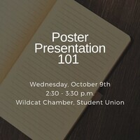 Poster Presentations 101