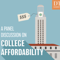 A Panel Discussion on College Affordability