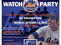 Met's Watch Party with Ed Kranepool