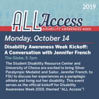 Disability Awareness Week: Jennifer French