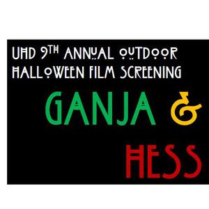 UHD 9th Annual Out Door Halloween Film Screening