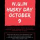 N.U.in Husky Day