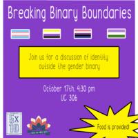 Breaking Binary Boundaries | Center for Gender Equity