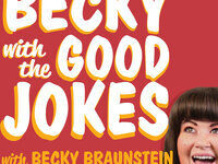 Becky with the Good Jokes