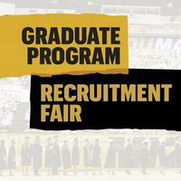 Graduate Program Recruitment Fair – College of Education