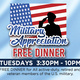 Spirit Lake Casino's Military Appreciation