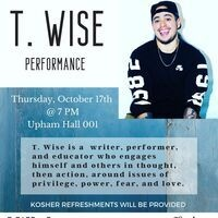 T. Wise Performance