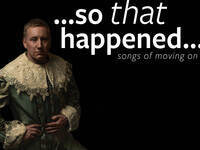Cabaret White Presents: So . . . THAT Happened