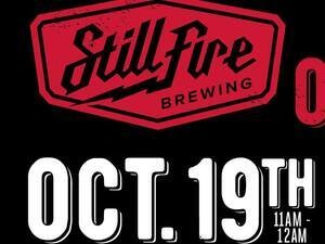 StillFire Brewing Grand Opening