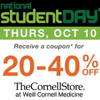National Student Day at The Cornell Store