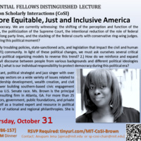 """We The People!: Building a More Equitable, Just and Inclusive America'' by LaTosha Brown"