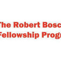 Bosch Foundation Fellowship Program - Information Session