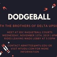 Dodgeball with Delta Upsilon