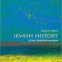 Sunday Jewish Book Group: Jewish History: A Very Short Introduction