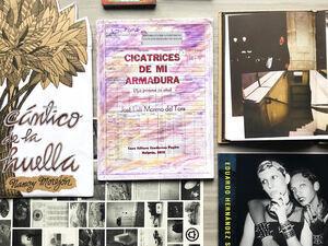 Latinx Artists' Books Pop-up Exhibit