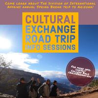 Cultural Exchange Road Trip Information Session