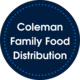 Coleman Family Food Distribution