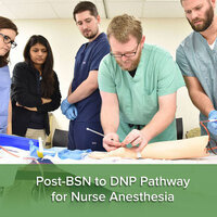 Nurse Anesthesia Virtual Open House