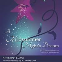 "USI Theatre presents ""A Midsummer Night's Dream"""