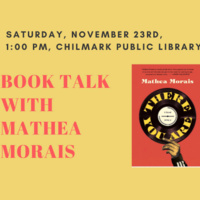 Book Talk: There You Are