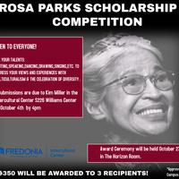 Rosa Parks Presentation and Award Ceremony