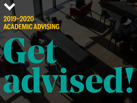 Get Advised for Spring 2020 Classes!