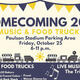 Alumni Homecoming Band Party and Food Truck Festival 2019