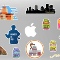 Design Your Own Stickers Workshop Part I