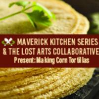 Making Corn Tortillas