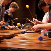 UMBC Percussion Ensemble