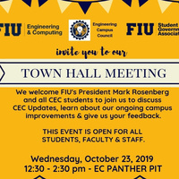 CEC Town Hall