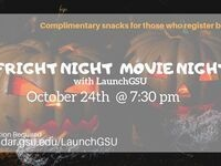 Fright Night Movie Night with LaunchGSU