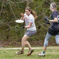 Women's Ultimate Frisbee Tournament