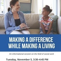 HDFS Making a Difference While Making a Living