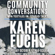 Community Conversations #6: MFA Textiles In-Studio Talks with Karen Fuchs