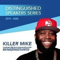 Distinguished Speaker Series: Killer Mike