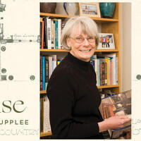"Up Close & Personal With Winston-Salem's Suburban Houses, Margaret Supplee ""Peggy"" Smith"
