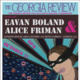 The Georgia Review Poetry Reading Featuring Eavan Boland and Alice Friman